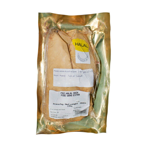 French Duck Foie Gras Whole