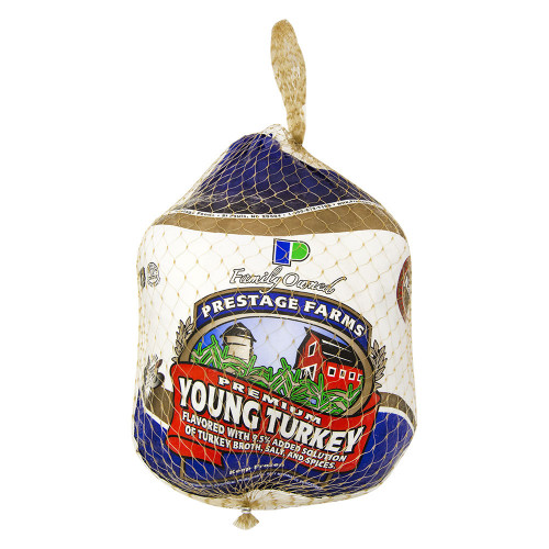 Prestage Farms Turkey Whole Frozen