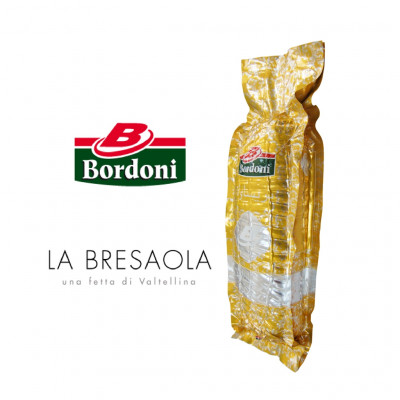 Beef Bresaola - Chilled [Bordoni - Italy] - 02.80kg