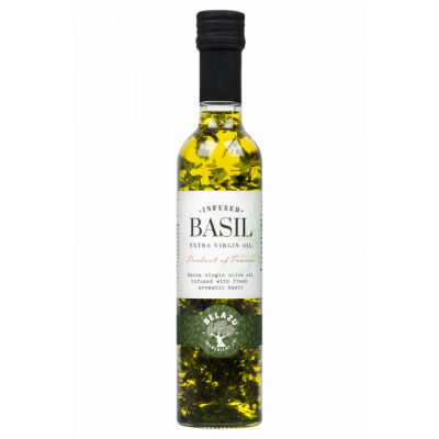 Belazu's Extra Virgin Olive Oil with Basil