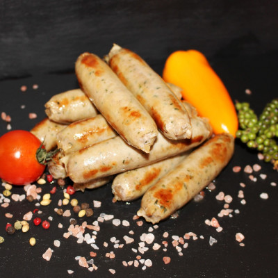 Beef Sausage (Home-Style) Frozen