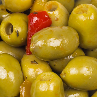 Belazu's Pitted Vinci Olives