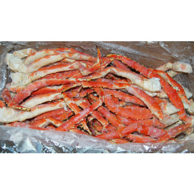 Crab Legs - King Size - Frozen