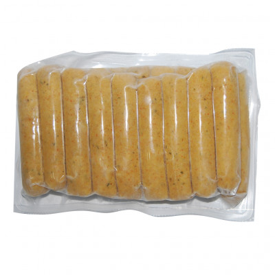 Curry Sausage - Frozen - 500gm