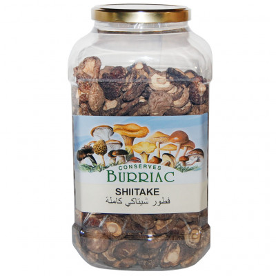 Burriac Shiitake Mushrooms Dried (500g)