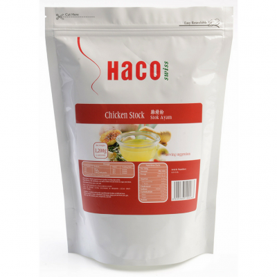 Haco Chicken Stock 1.2KG