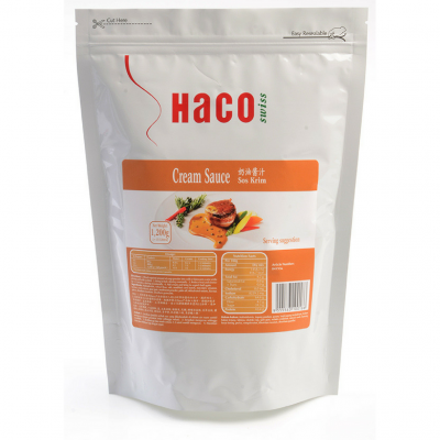 HACO Swiss Cream Sauce