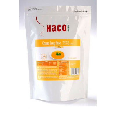 Haco Cream Soup Base 1.2KG