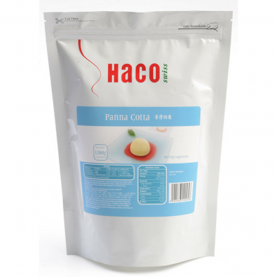 HACO Swiss Panna Cotta