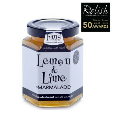 Hawkshead Lemon and Lime Marmalade 227G