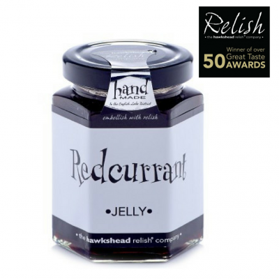Hawkshead Relish Red Currant Jelly, 200G