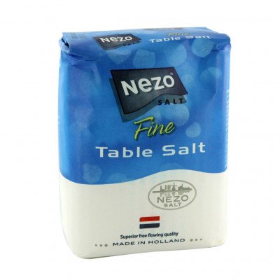 Iodized Salt [Nezo - Netherlands]