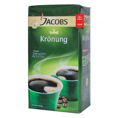 Ground Coffee [Jacobs Kronung - Germany]