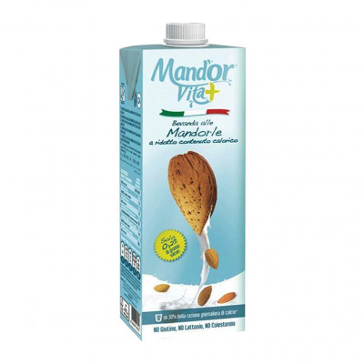 Mand'Or Vita+ Low Calories Almond Drink