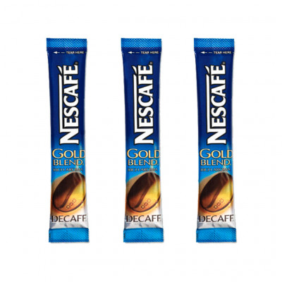Coffee Sticks - Gold Blend Decaff [Nescafe - UK]