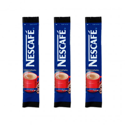 Coffee Sticks - Original Decaf [Nescafe - UK]