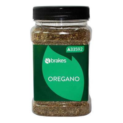 Oregano Dried, Brakes