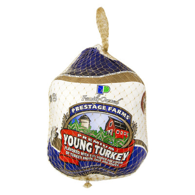 Prestage Farms Turkey Whole (9/10)