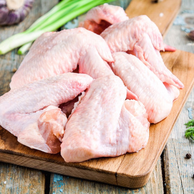 Chicken Wings Raw