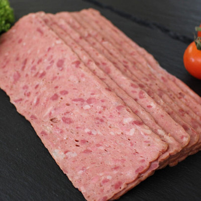 Rayants Veal Bacon Strips Smoked (500g) 1