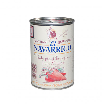 El Navarrico's Piquillo Peppers Roasted