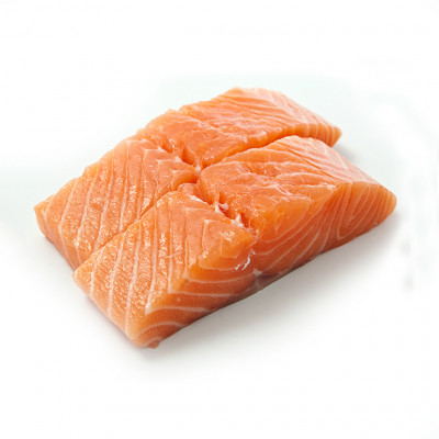Salmon Portion - Skinless/Boneless