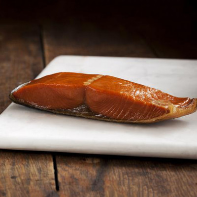 Salmon Slices Smoked 291grams