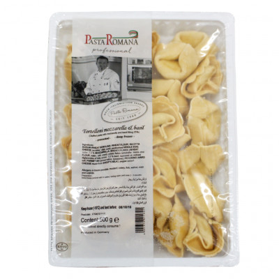 Mozzarella Basil Tortelloni