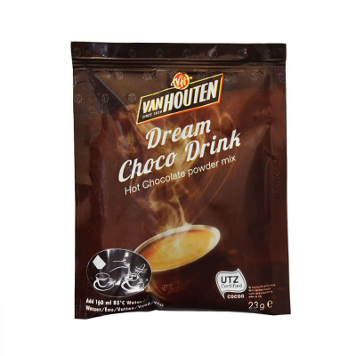Van Houten Hot Chocolate Powder Mix (23g)
