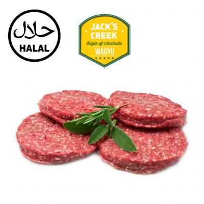 Wagyu Beef Burgers 1
