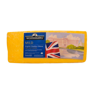 Westminster Cheddar Cheese Coloured