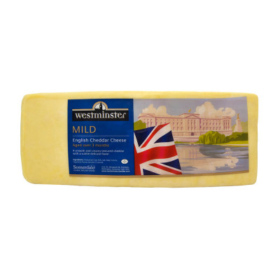Westminster Cheddar Cheese Mild White