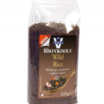 Italian Wild Rice from Riso Vignola
