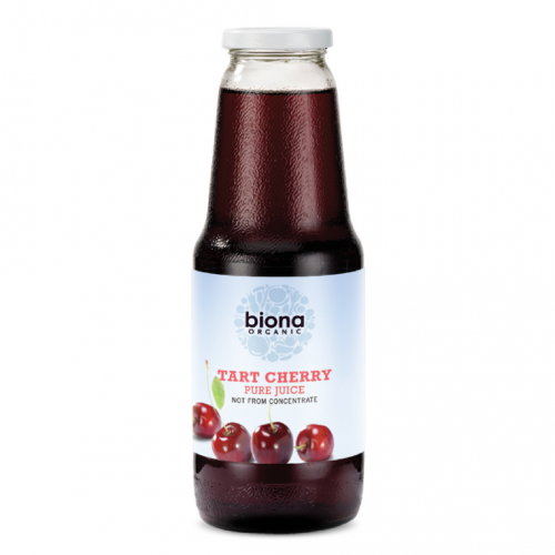 Tart Cherry Juice [Biona Organic - UK] 1L