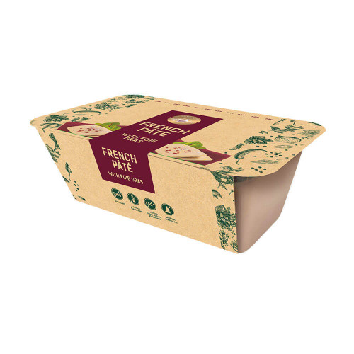 French Pate with Foie Gras (146g)