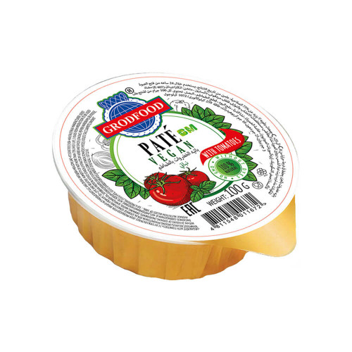 Grodfood Vegan Pate with Tomatoes (100g)
