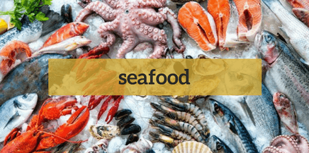Buy fish and seafood online in Dubai