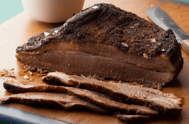 Texas Oven-Roasted Black Angus Beef Brisket