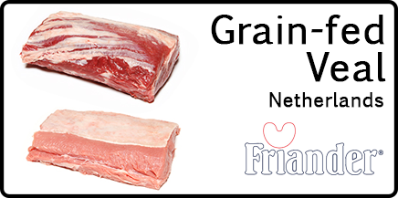 Grain Fed Veal