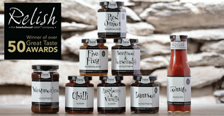 Buy Hawkshead Relish British Preserves Online in Dubai
